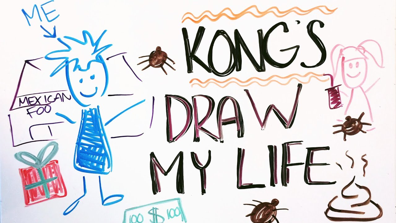 Simplesexytupid draw my life