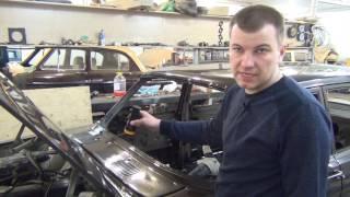 ГАЗ-24 обзор после покраски где-то :))