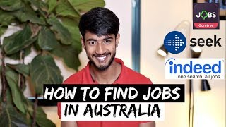 JOBS in MELBOURNE for International Students | Internash | Study in Australia