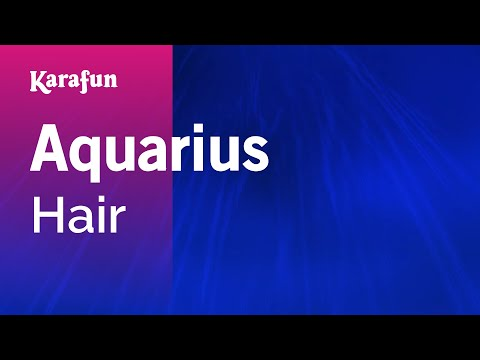 Karaoke Aquarius - Hair *