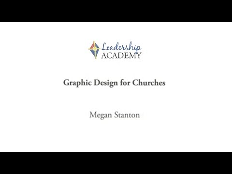 Graphic Design for Churches