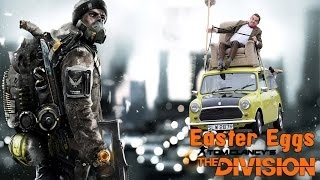 Tom Clancy's The Division - Easter Eggs - Mr. Bean Car (PC HD) [1080p60FPS]