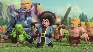 La reacción a la pelicula de clash of clans