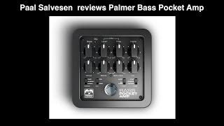 Bass Weekly - Palmer Bass Pocket Amp