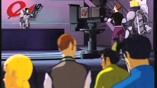 Spider-Man: The New Animated Series - 06 - Tight Squeeze (2003) [LT] [TVrip] [Darkwander]