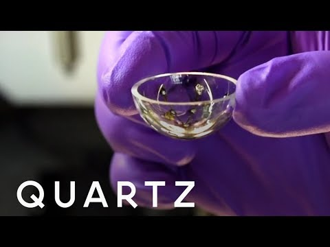 We're one step closer to creating a bionic eyeball, thanks to 3D printing