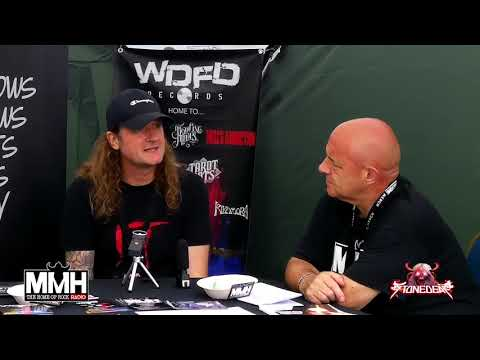 Wayward Sons Interview @ Stonedeaf Festival 2019