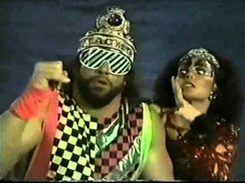 Macho King Randy Savage Promo On Dusty Rhodes Sapphire 03