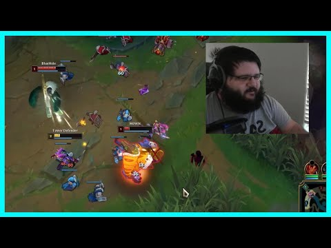 How to 1v2 Like Pink Ward…LoL Daily Moments Ep 1436