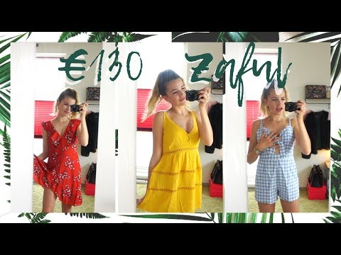 €130 AAN KLEDING SHOPPEN OP ZAFUL ࿎ Forever Jade
