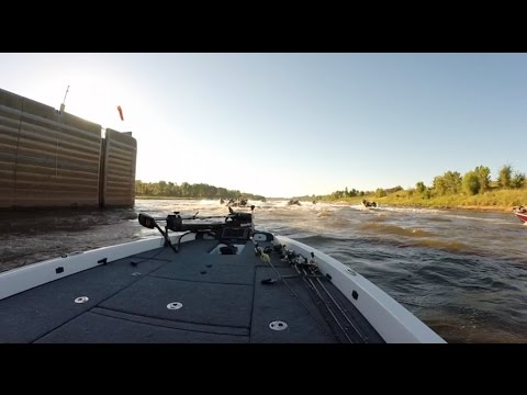 BASS Open Red River Day 1 Takeoff, lock 5 to Sullivans
