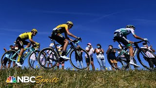 Tour de France 2020: Stage 14 extended highlights | NBC Sports