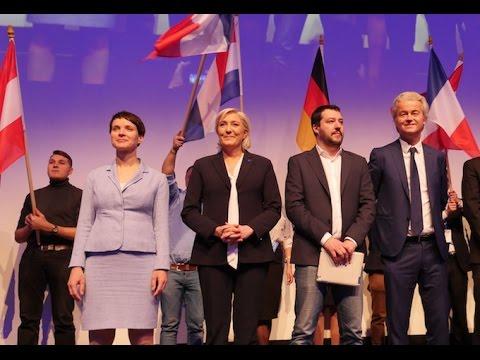 Discours de Marine Le Pen au congrès ENL de Coblence (21/01/2017)