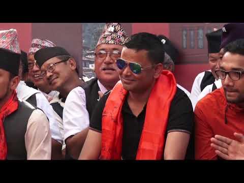कती राम्रो दमाइको छोरो ||RAju Pariyar Vs Aayushma Kati Ramro Dhamaiko Xoro Live Dhohori