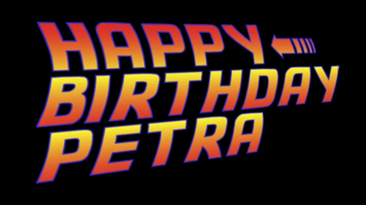 Image result for happy birthday Petra