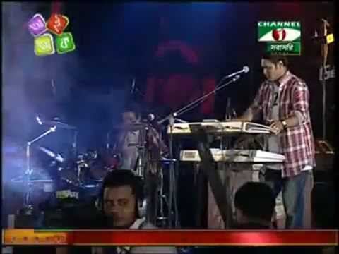 Eito Shomoy - Nescafe Get Set Rock Gala Night Song by S.I.X.flv