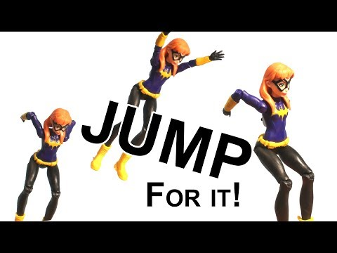 Stop Motion Tutorial:  Jump For It!