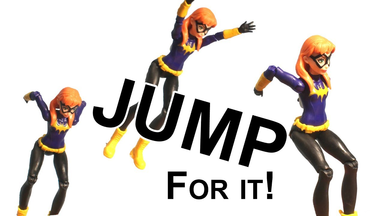 Stop Motion Tutorial: Jump For It! - YouTube