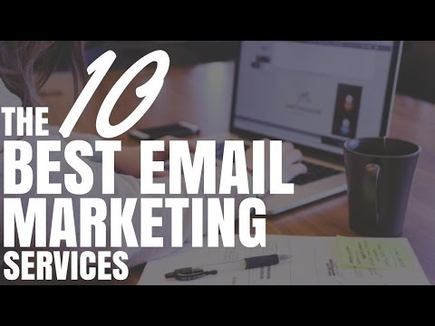 The 10 Best Email Marketing Services