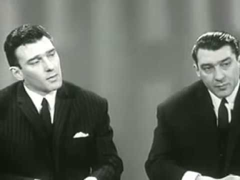 REAL FOOTAGE RONNIE AND REGGIE KRAY TV INTERVIEW