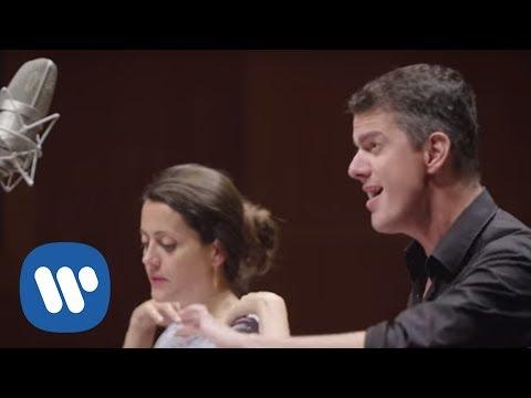 Philippe Jaroussky & Amanda Forsythe record Gluck: Orfeo ed Euridice - Vieni, appaga il tuo consorte