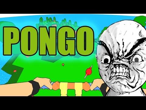 PONGO - WARNING: THIS GAME WILL MAKE YOU RAGE! | JeromeASF |