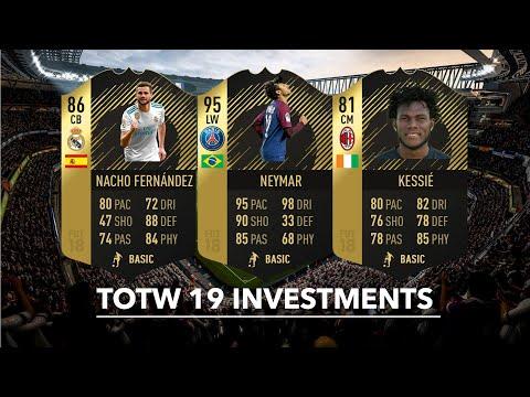 FIFA 18 BEST TRADING METHODS! MAKE 10K-100K PER CARD! MAKE 500K PER DAY! FIFA 18 TOTW 19 INVESTMENTS