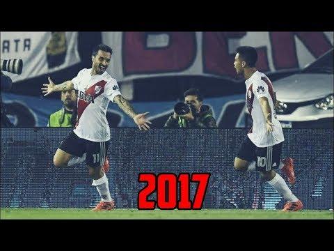 Todos los goles de River Plate en el año 2017