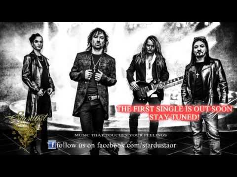 STARDUST - AOR band - Official Trailer 2015