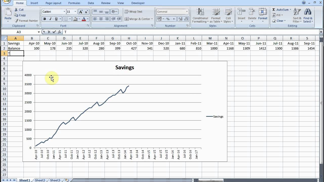 How to make a growth chart in excel targergolden dragon how to make a growth chart in excel plotly with excel how to make a nvjuhfo Images