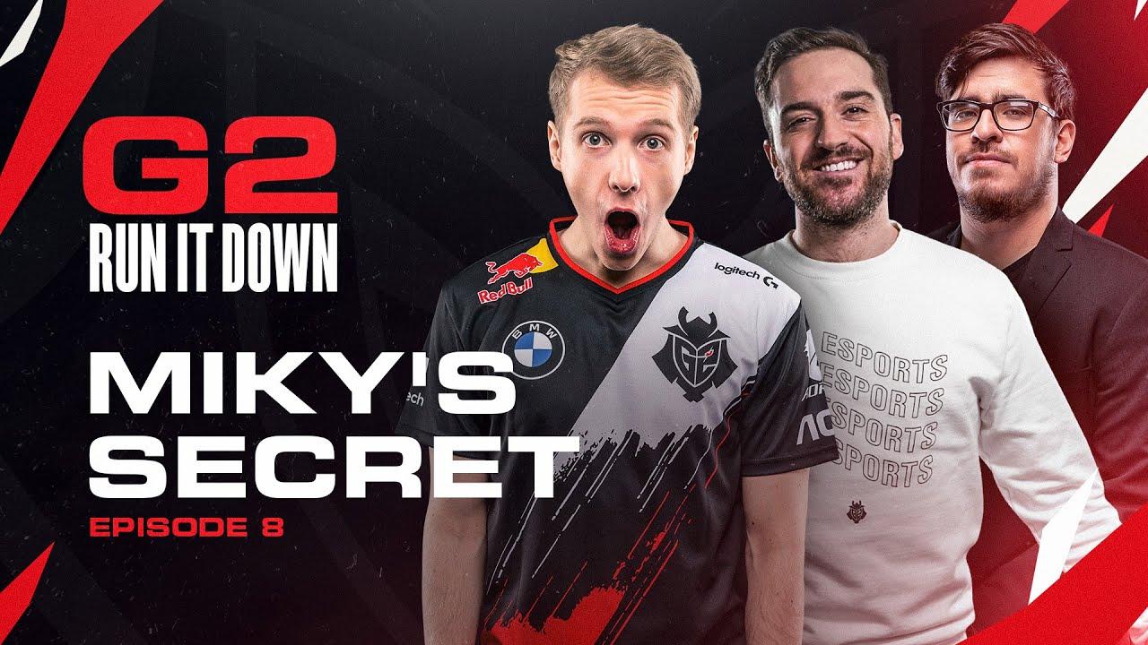 G2 Run It Down With Jankos & GrabbZ | Mikyx's Secret