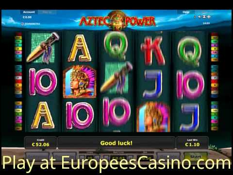 Aztec Power Video Slot - Online Novomatic Slots for Free