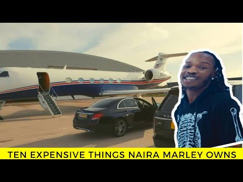 Ten Expensive Things Naira Marley Owns.