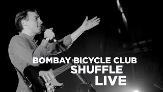Front Row Boston | Bombay Bicycle Club – Shuffle (Live)