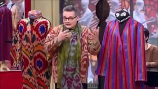 Александр Васильев поделился впечатлениями о моде в Узбекистане