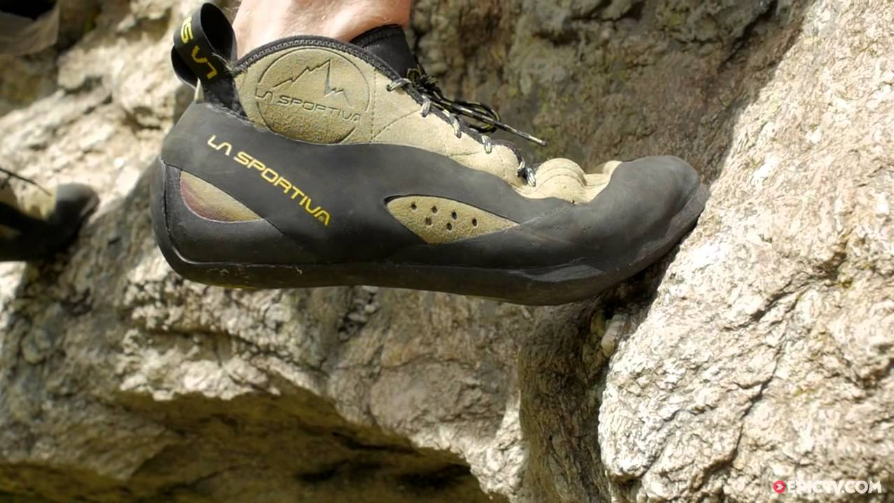 La Sportiva TC Pro Climbing Shoe 2015