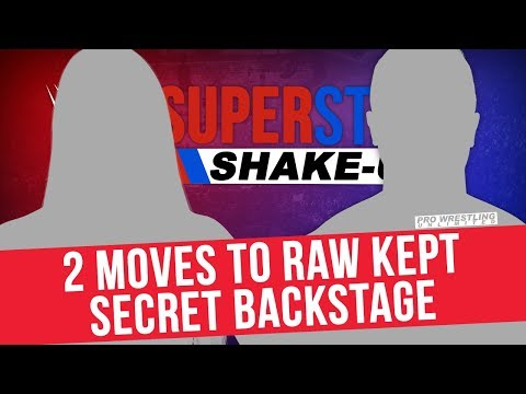 2 Moves To RAW Kept Secret Backstage
