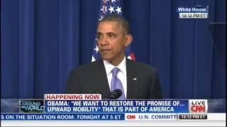 Obama calls Dominican Republic the 'Dominican Republican' Free HD Video