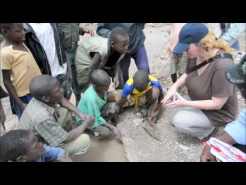Child Mining in Congo, HD Version