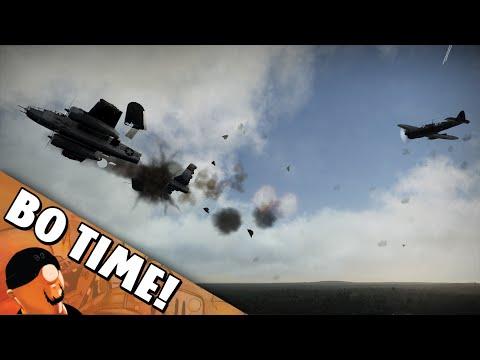 "War Thunder - Firefly F Mk.I ""Bo The Mitchell Hunter"""