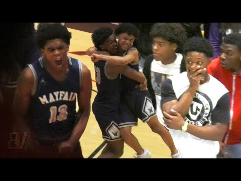 Mayfair 2AA CHAMPIONSHIP VS Rancho Cucamonga: Josh Christopher Dropping DIMES + NUTMEGS Defender!