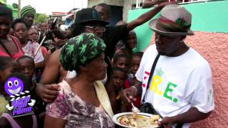 Shabba Ranks Visit His Home Town (Seaview Garden) Jamaica- Pure Fun Films