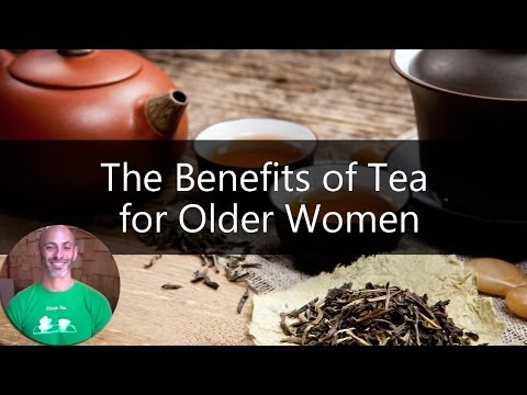 The Benefits of Tea for Women Over 60 | Jesse Jacobs Interview | Sixty and Me Show