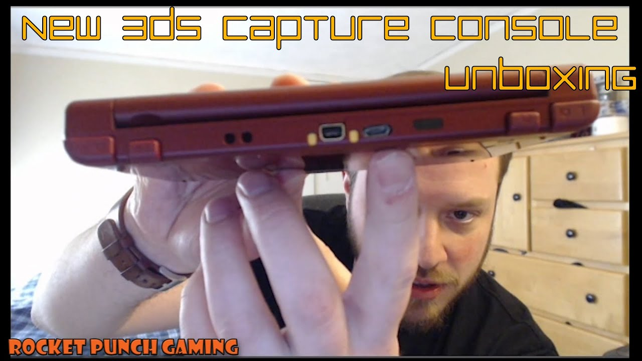 unboxing new 3ds capture card rocket punch gaming youtube. Black Bedroom Furniture Sets. Home Design Ideas