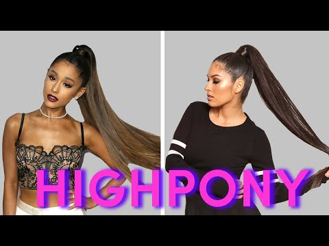 download We Tried Ariana Grande's Hair For A Week