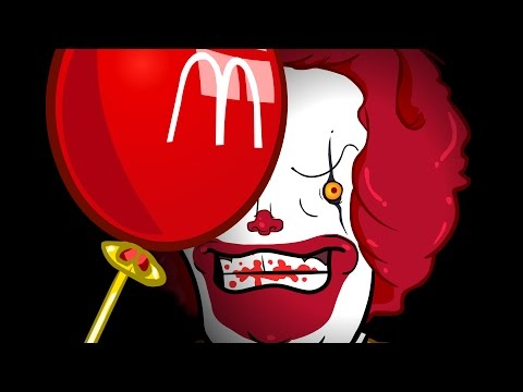 I'm lovin' IT (IT Trailer Parodie) - Jester Cartoons