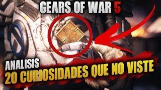 GEARS OF WAR 5 | ANÁLISIS  CAMPAÑA | 20 CURIOSIDADES QUE QUIZÁS NO VISTE