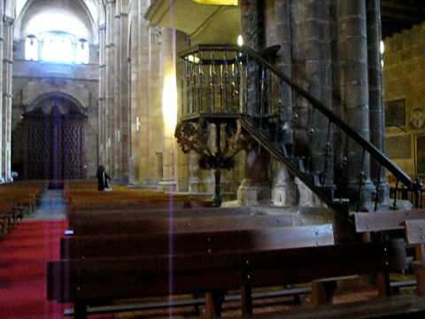 Basilica San Vicente - Avila, Spain