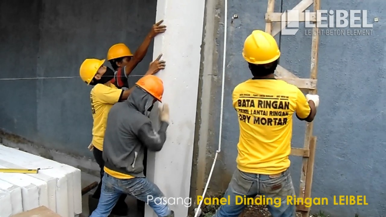 Panel Dinding Leibel Wall Panel Youtube