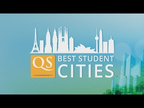 The World's Top 10 Cities for Students 2018